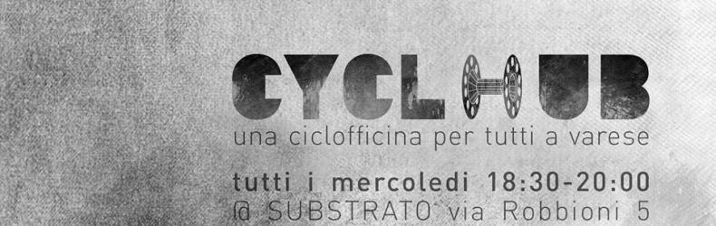 CyclHub- ciclofficina per tutti a varese