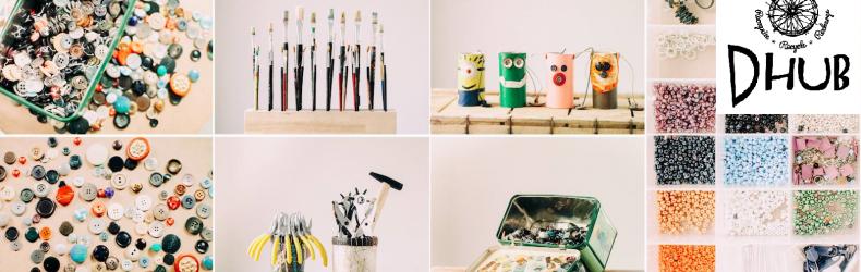 D-Hub Atelier di Riuso Creativo
