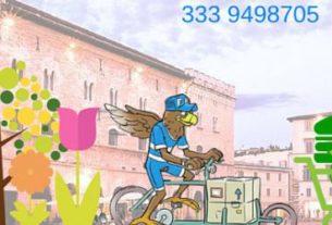 Foligno Bike Messenger