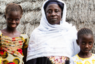 Grandmother Project – Change through Culture