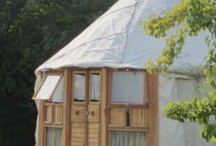 La Yurta Nell'Orto