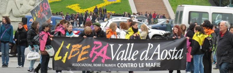 Libera – Coordinamento Valle D'Aosta