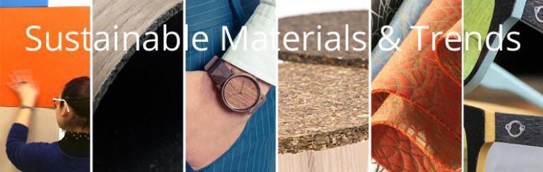 Matrec – Sustainable Materials & Trends