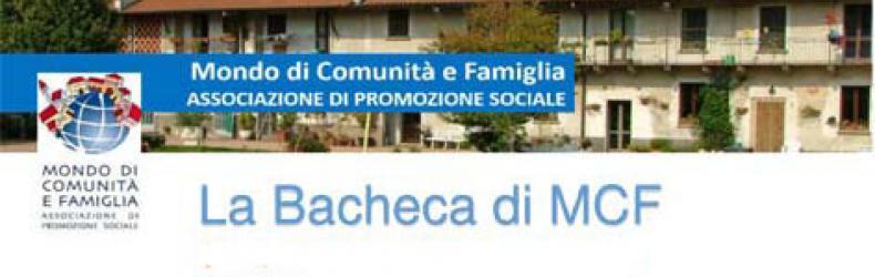 MCF – Mondo, Comunità e Famiglia