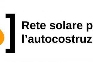 Rete solare per l'autocostruzione