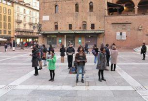 Bologna, comincia oggi lo sciopero della fame di Extinction Rebellion
