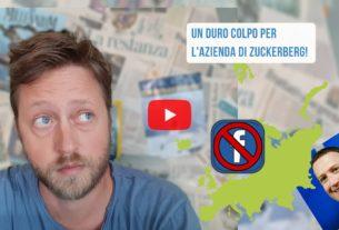 Facebook non potrà più inviare in Usa i dati degli europei? – Io Non Mi Rassegno #207