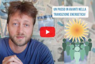 Sono arrivate le comunità energetiche! – Io Non Mi Rassegno #210