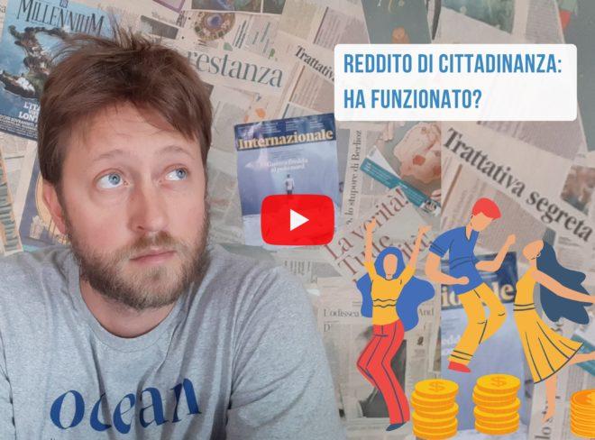 Il punto sul reddito di cittadinanza – Io Non Mi Rassegno #119