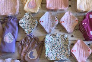 Gli assorbenti lavabili e solidali che promuovono l'integrazione e la salute di tutte le donne