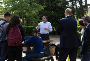 Daniele Manni, il professore di Lecce che insegna l'imprenditorialità è tra i migliori al mondo