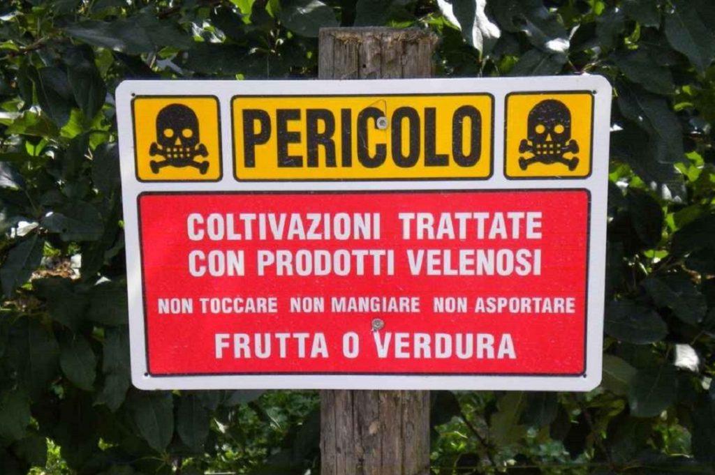 pesticidi ant