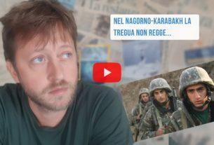 La guerra fra Armenia e Azerbaigian di cui si parla poco – Io Non Mi Rassegno #228