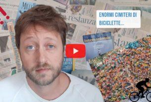 Che fine fanno le bici del bike-sharing? – Io Non Mi Rassegno #230