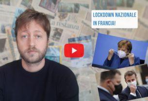 Covid, la situazione in Francia e Germania – Io Non Mi Rassegno #241