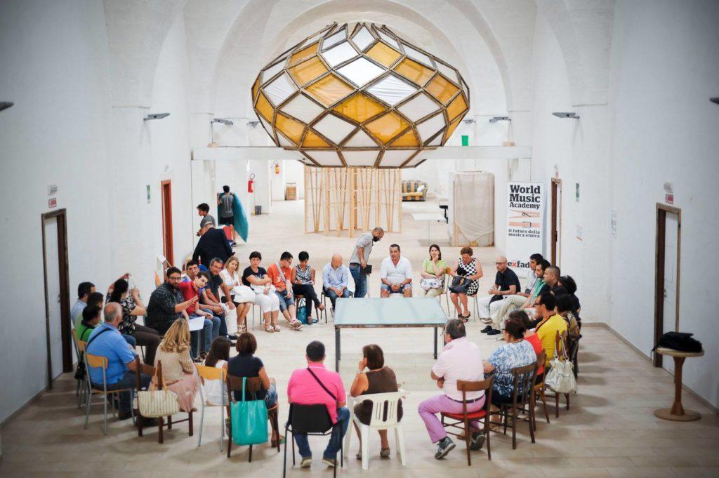 bagliore nuovi centri culturali