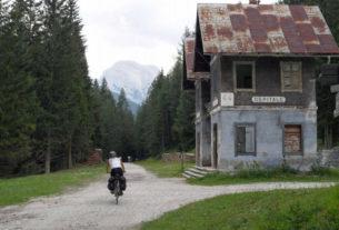 Le vecchie ferrovie si trasformano in percorsi per biciclette