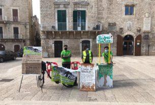 Puliamo Terlizzi: i cittadini si mobilitano contro i rifiuti e la cultura del degrado