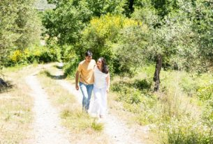 Rinascere, camminando: scoprire a piedi i territori dell'anima e d'Italia