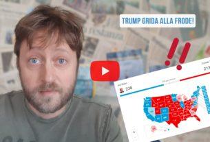 Elezioni Usa, l'America nel caos! – Io Non Mi Rassegno #245