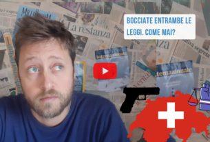 I referendum svizzeri su armi e multinazionali – Io Non Mi Rassegno #263
