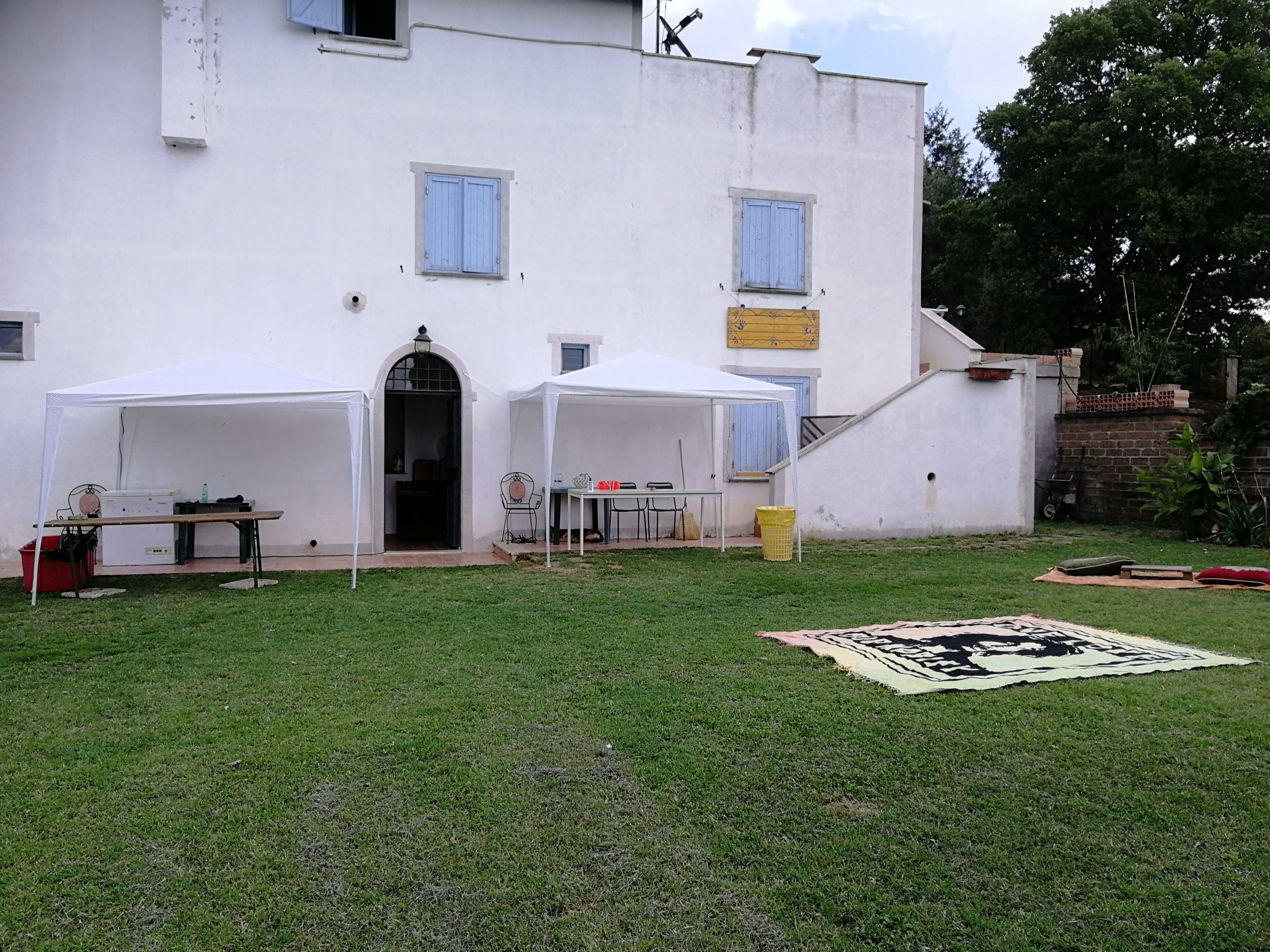Offro un luogo speciale per progetti speciali: Casale Lunaspina