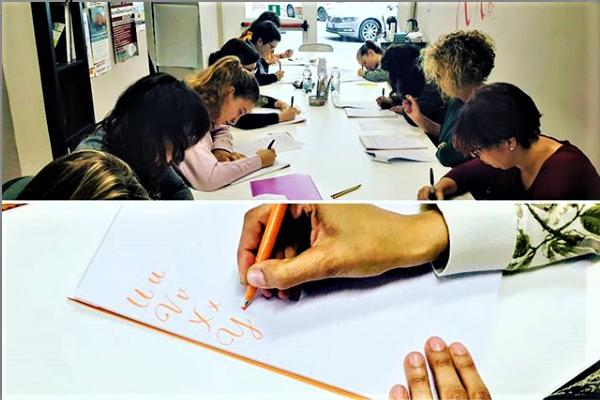 Screenshot 2020 11 08 Consuelo Ielo consueloielo calligraphy • Foto e video di Instagram