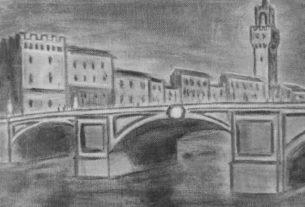 Alessandro Ricci, l'artista che dipinge con lo smog per denunciare l'inquinamento