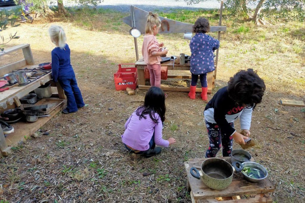 cucina di fango