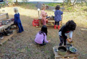 Libelle: l'asilo nell'uliveto che unisce permacultura e sociocrazia