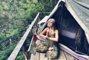 """Darinka Montico: """"Ho realizzato il mio sogno, viaggio per il mondo e vivo libera"""""""