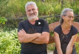 Felcerossa, la casa di paglia dove si sperimenta il vivere sostenibile in autosufficienza – Io faccio così #308