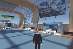 Abbiamo fatto un tour virtuale nella fiera EXCO sulle ecotecnologie