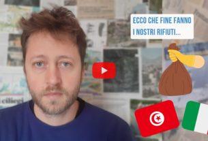 Lo scandalo dei rifiuti italiani fa tremare la Tunisia – Io Non Mi Rassegno #279