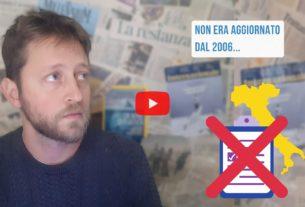 La figuraccia del piano pandemico italiano – Io Non Mi Rassegno #280