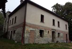 Offro casa e terreno in vendita nelle colline tosco-romagnole