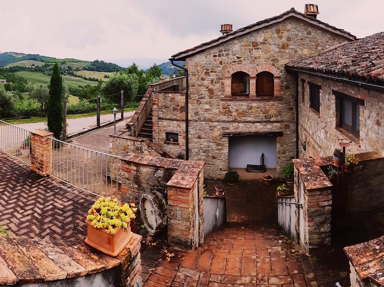 Offro soggiorno in un borgo nel cuore dell'Umbria