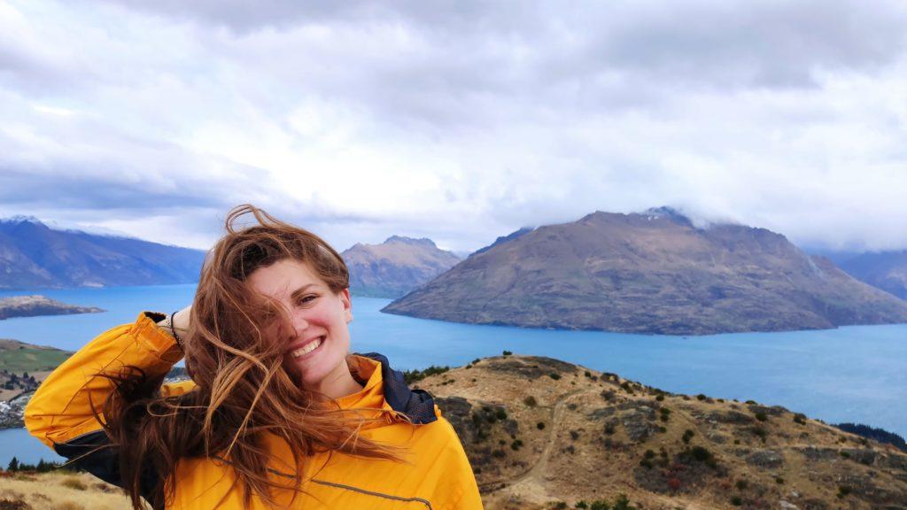 Alice Pomiato vedere verde sostenibilità NZ QUEESTOWN