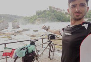 Da Amsterdam a Genova in bicicletta: l'esperienza di Andrea