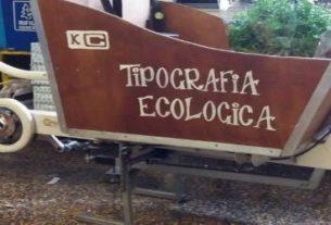 Tipografia ecologica KC