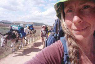Da La Spezia alla Svezia: quando un viaggio a piedi cambia la vita