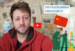 Le nuove politiche cinesi su rifiuti e emissioni – Io Non Mi Rassegno #285