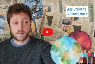 L'accelerazione del riscaldamento globale – Io Non Mi Rassegno #289