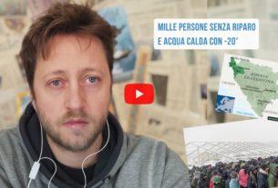 La crisi umanitaria dei profughi in Bosnia – Io Non Mi Rassegno #294