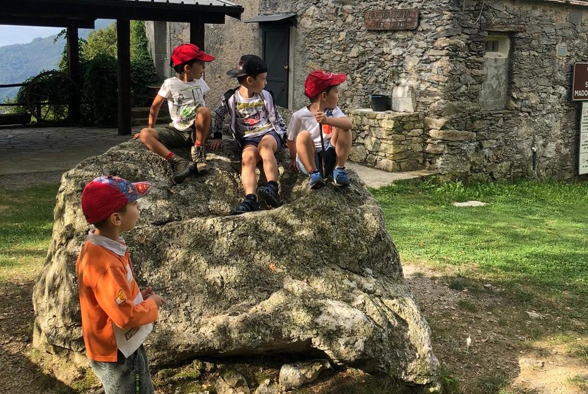 Cerchiamo famiglie interessate alla Scuola nel bosco e sul fiume di Altopia