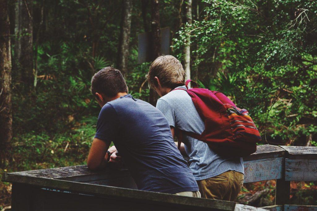 amicizia natura