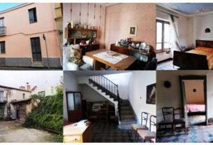Offro in vendita casa storica più terreni in Sardegna