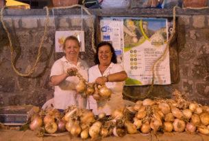 """La Cipolla di Vatolla: """"Recuperiamo i semi della tradizione per valorizzare la cultura locale"""""""