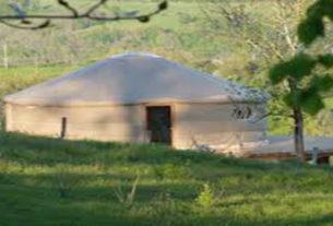 Cerco terreno dove mettere una yurta