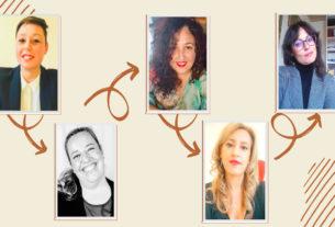 Cinque amiche creano una community per supportare le donne nel mondo del lavoro